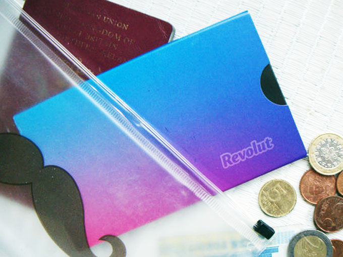 Revolut travel card foreign currency