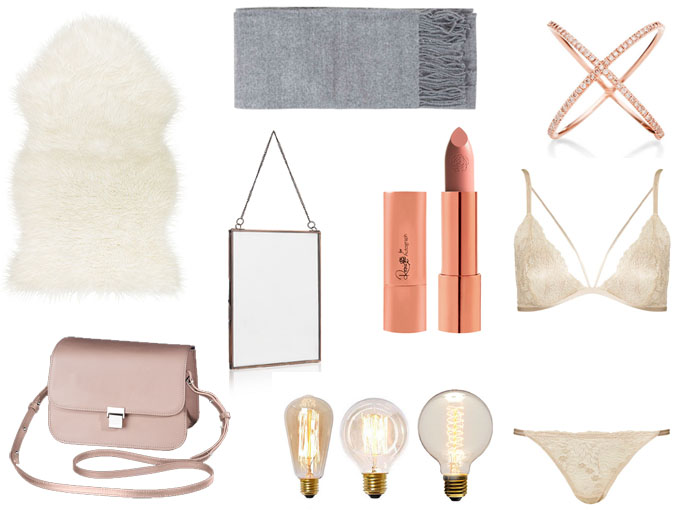 Wednesday Wishlist | Rose Gold and Neutrals