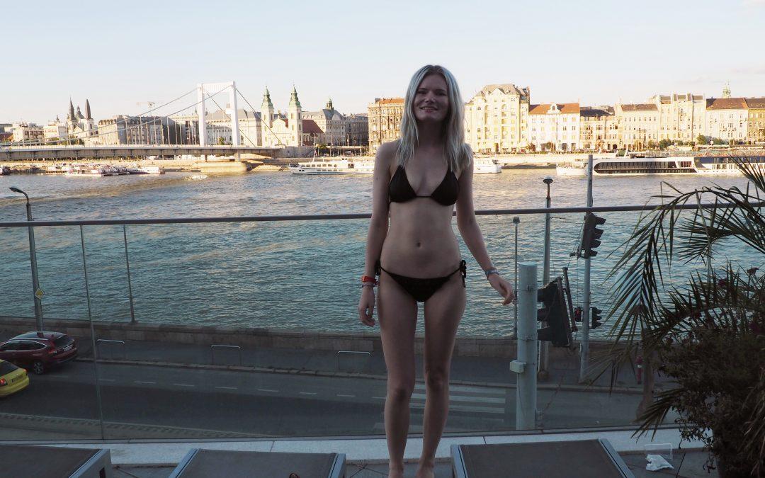 Budapest Thermal Baths: Rudas